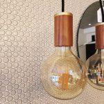 Knopmozaïek – ronde tegels voor een fris interieur!