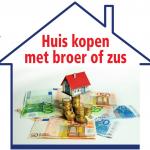 Huis kopen met mijn broer of zus